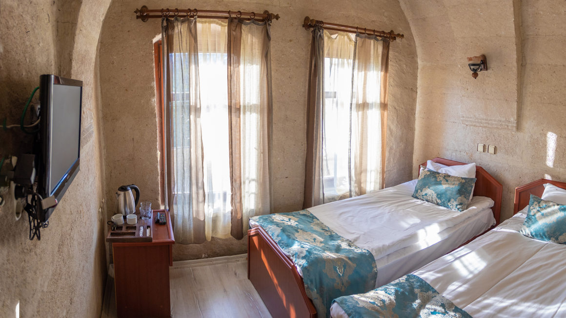 Arch Twin Room (103)